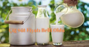 Çiğ Süt Fiyatı Belli Oldu